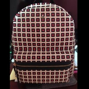 kerrington backpack orange milano square